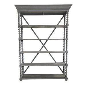 Fenton - True Grey 5 Shelf Rack