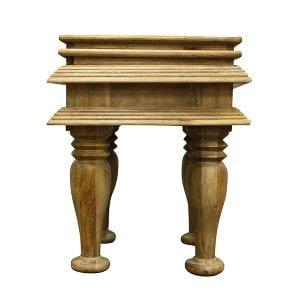 French Gray Pedestal