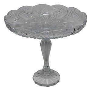 Crystal Pedestal Cake Stand