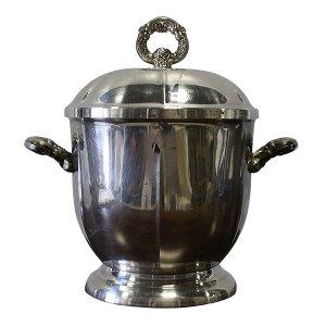 Cristal - SIlver Ice Bucket