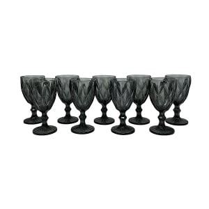 Charcoal Glassware