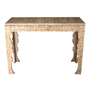 Abalone Console Table