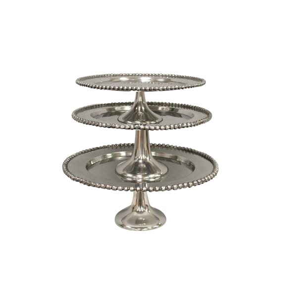 Silver Cake Stand (Collection)
