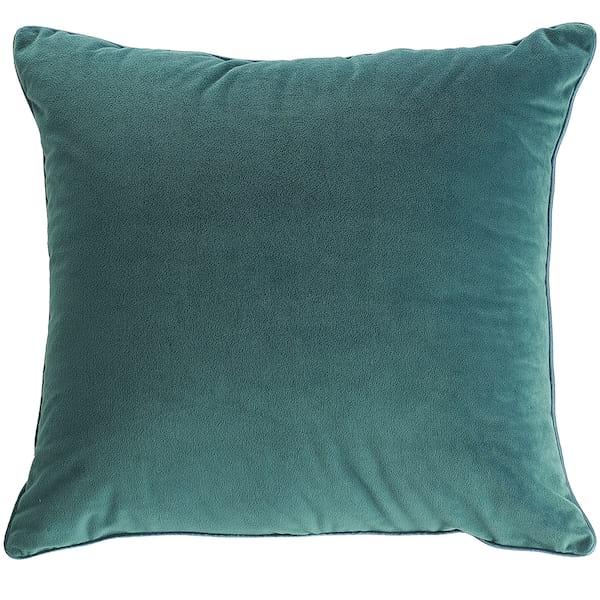 Alicia Teal Pillow