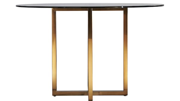 Bellan - Brass Dining/Entry Table