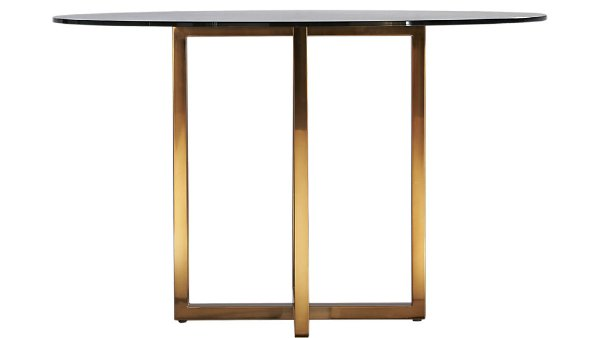 Bellan - Brass Dining/Entry Table
