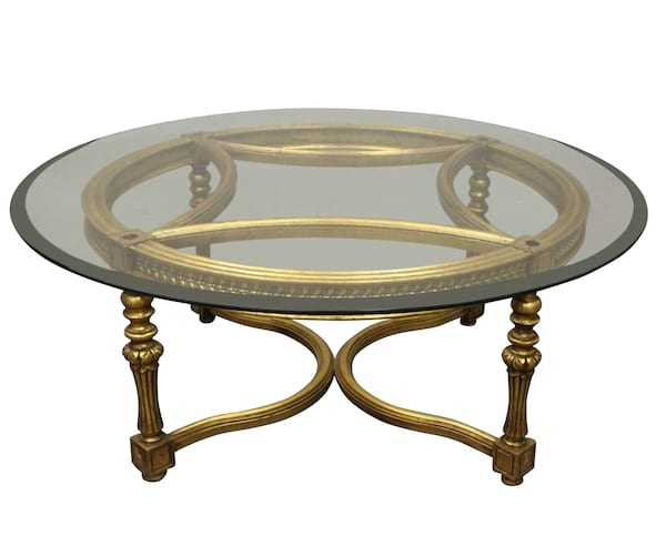 Estella Gold Coffee Table