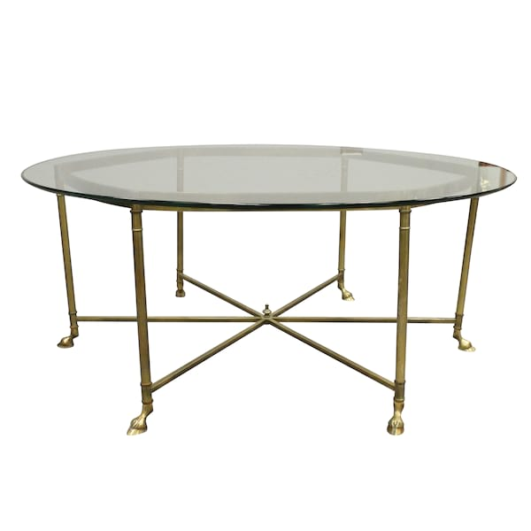 Honor Brass Coffee Table
