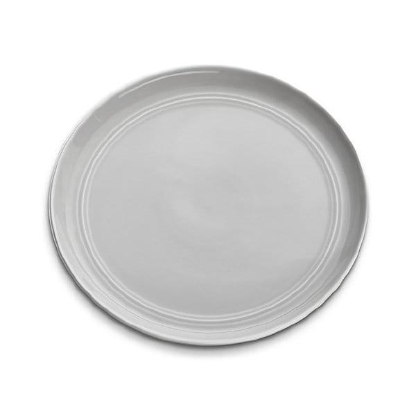 Liz - Grey Salad Plate