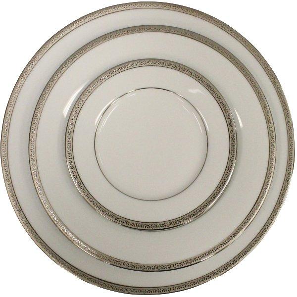 Platinum China - Setting
