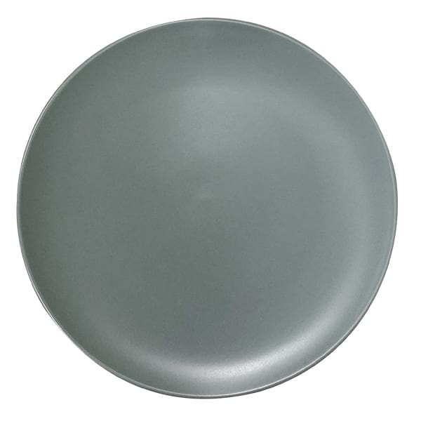 Bollard - Dusty Blue/Gray Dinner Plate