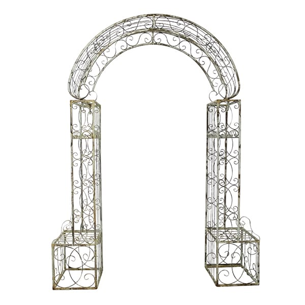 Ivonne - Wrought Iron Oversized Arch