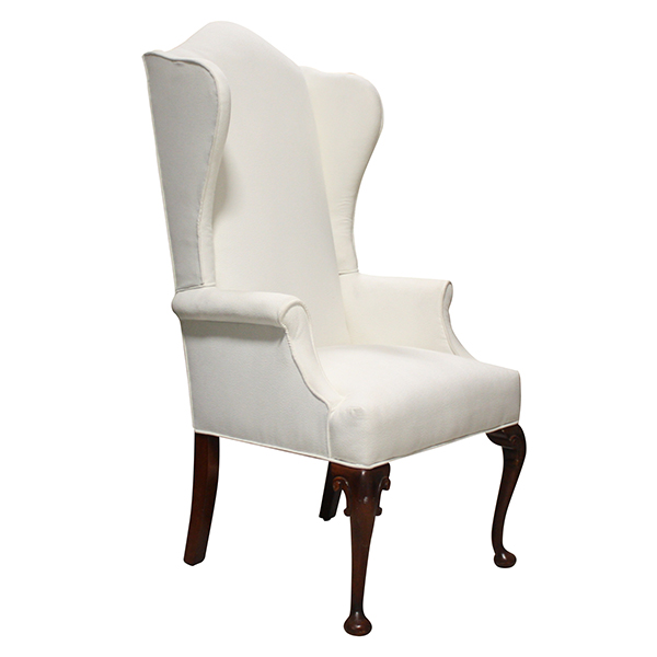Leon Provincial Wing Back Chair