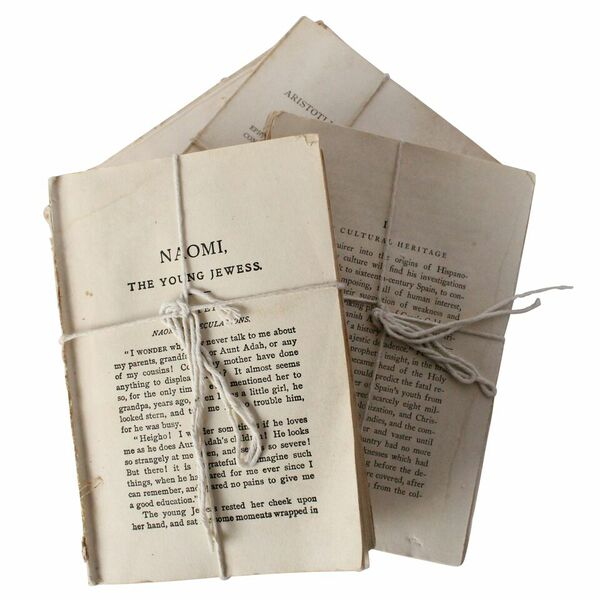 Book Stack - Set of 4