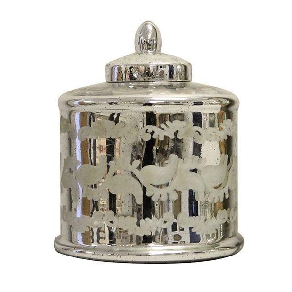 Wren Mercury Jar