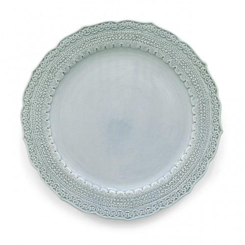 Finezza - Dinner Plate (Blue)