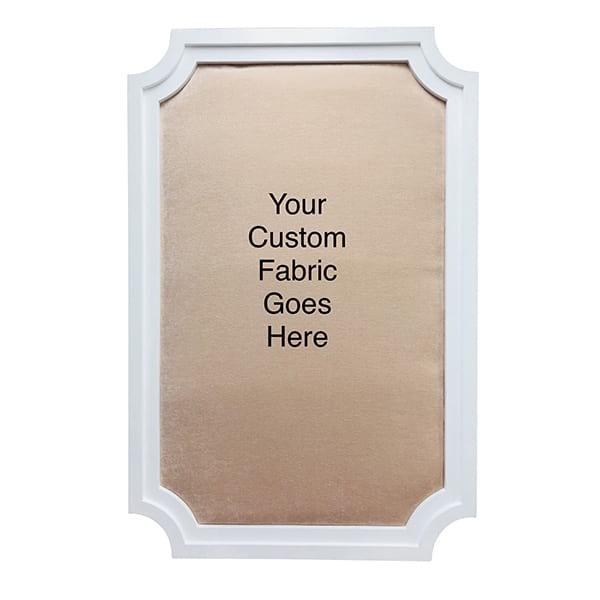 Willow Escort Board - Custom Fabric