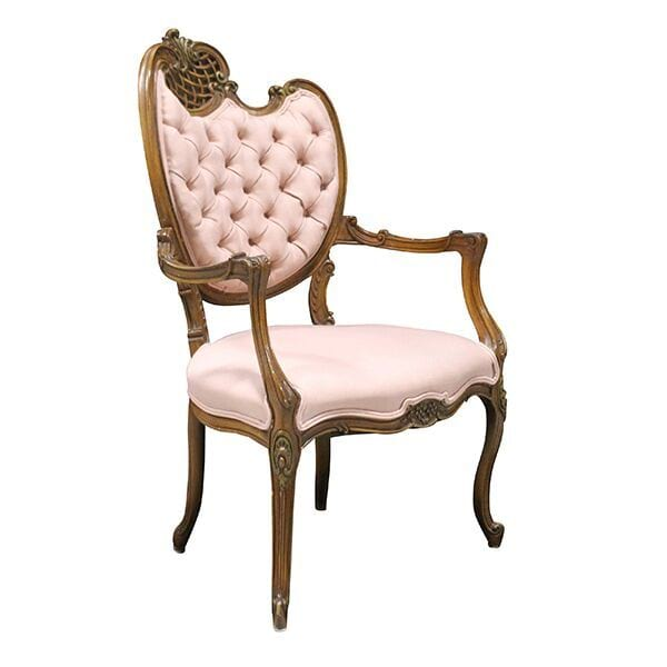 Philomena French Arm Chair