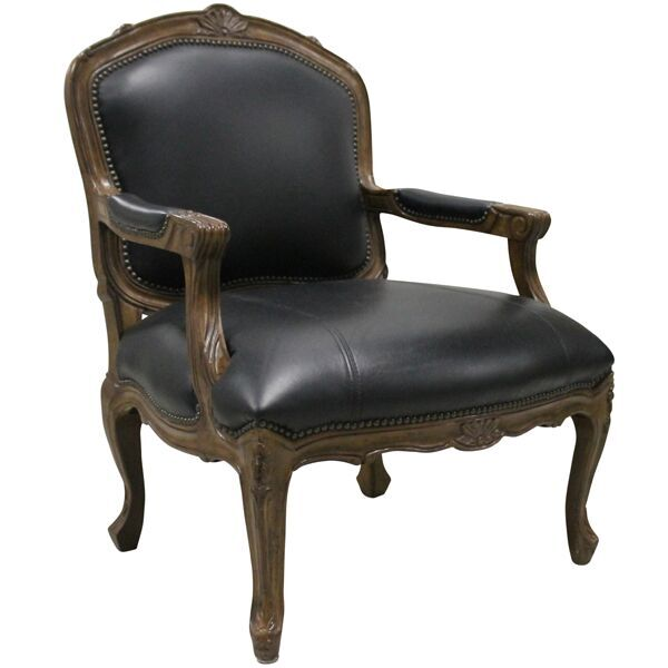 Perry Leather Chair