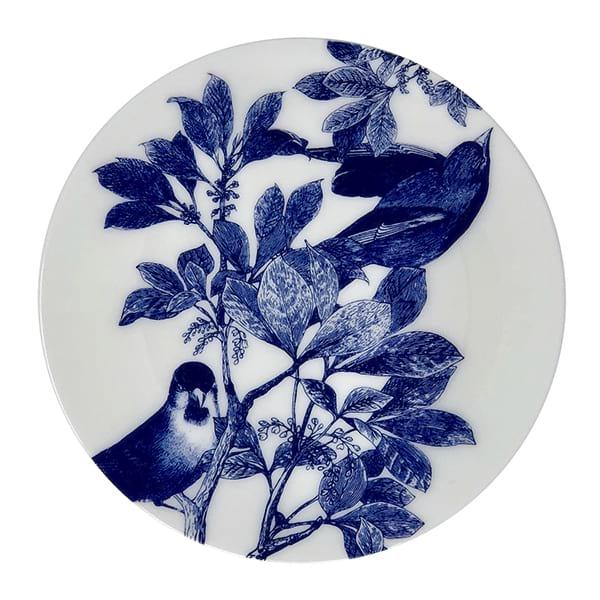 Arbor Blue - Canape Plate