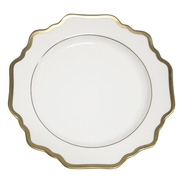 Anna - Bianca Salad Plate