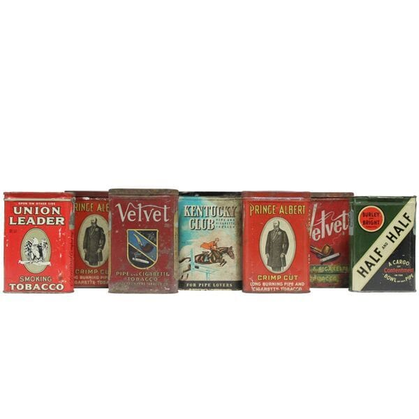 Jose Cigarette Tins