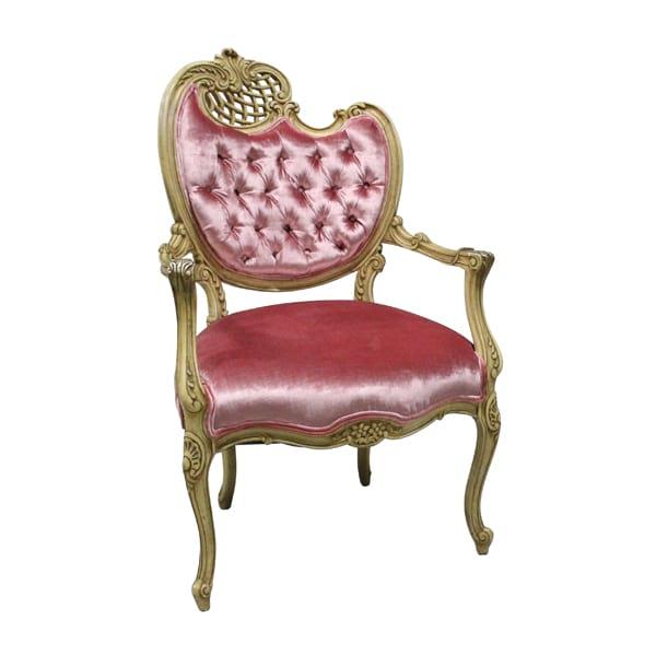 Amara Velvet Chair
