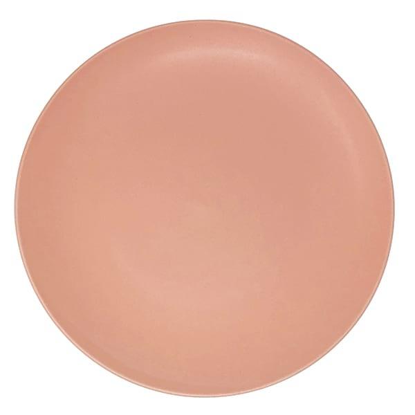 Peach Dinner Plate
