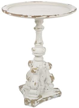 Julia White Side Table