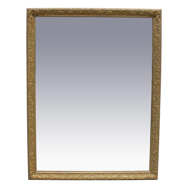 Joyce Gold Mirror