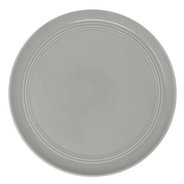 Liz Grey Salad Plate