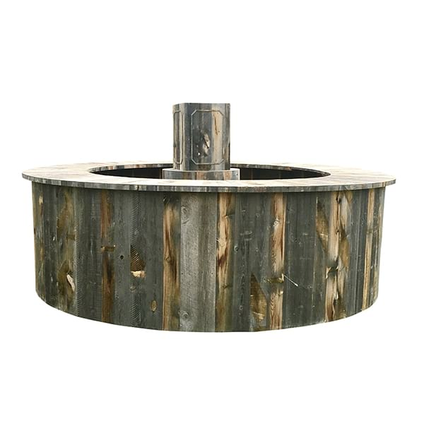 Proctor Wood Circular Bar