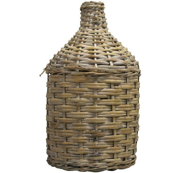 Jasper Wicker Jug