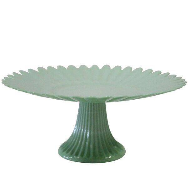 Green Petal Cake Stand - Set