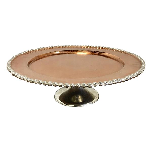 Copper Cake Stand - Small