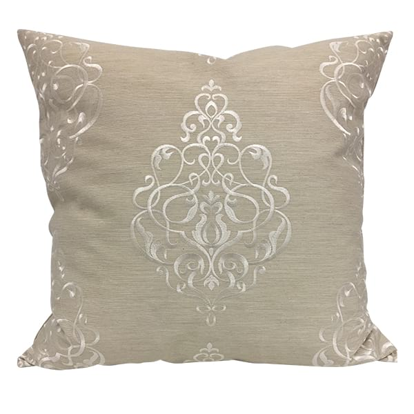 Tussah Medallion Pillow