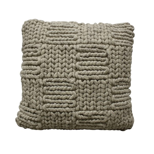 Jute Braided Pillow