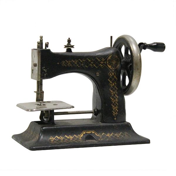 Vintage Petite Sewing Machine