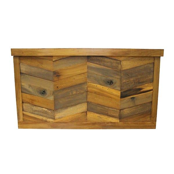 Wood Bar - Chevron
