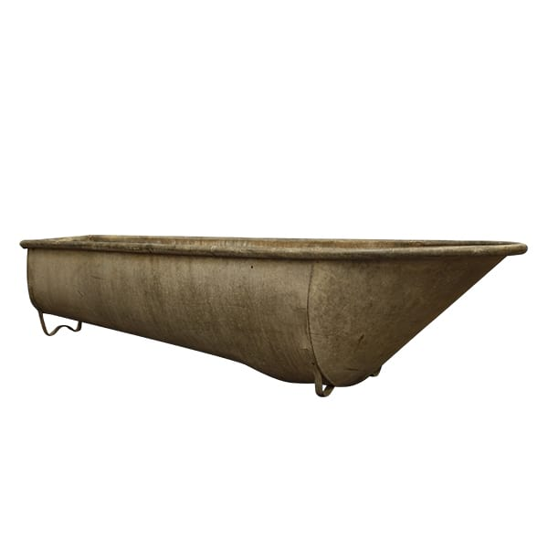 Galvanized Bath Tub