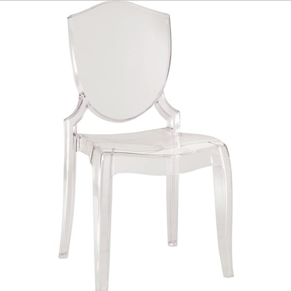 Crest Ghost Chair