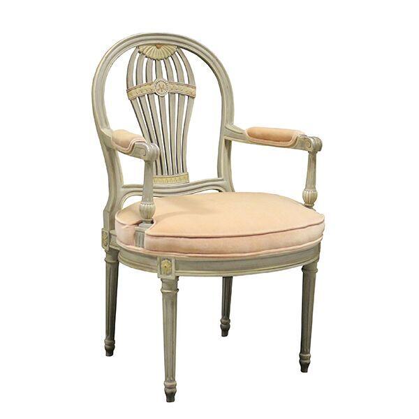 Bria French Balloon Chair