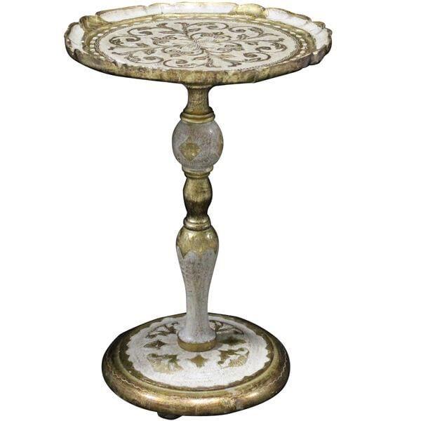 Florentine - Pedestal Creme