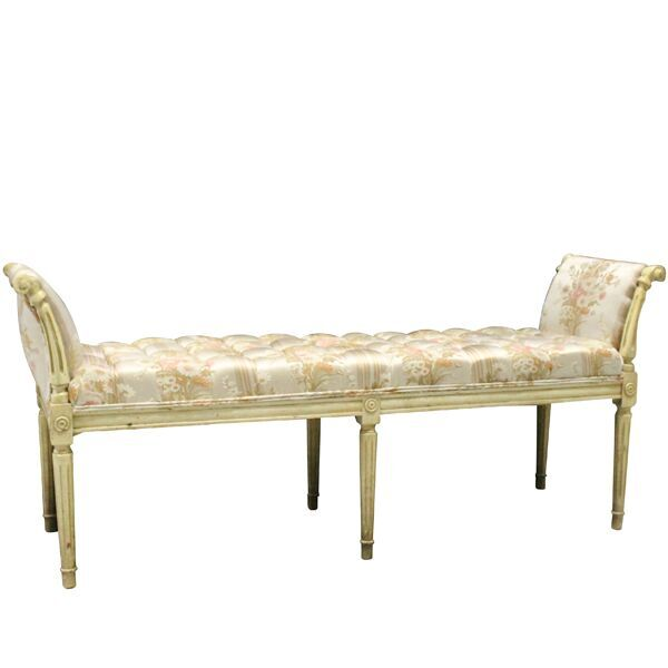 Kate Floral Bench
