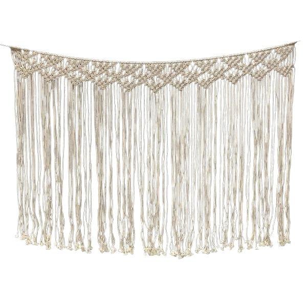 Macrame Curtain (Mid)