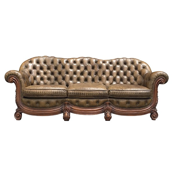 Ernest - Leather Sofa