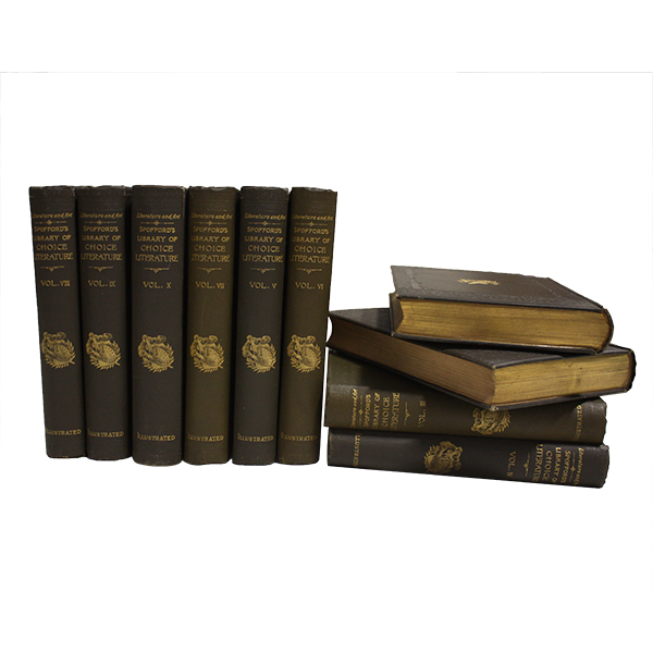 Vintage Literature Books