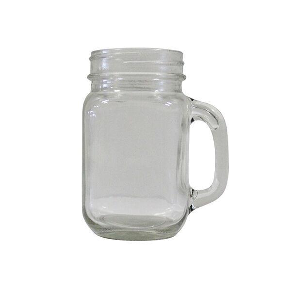 Ball Jar With Handle