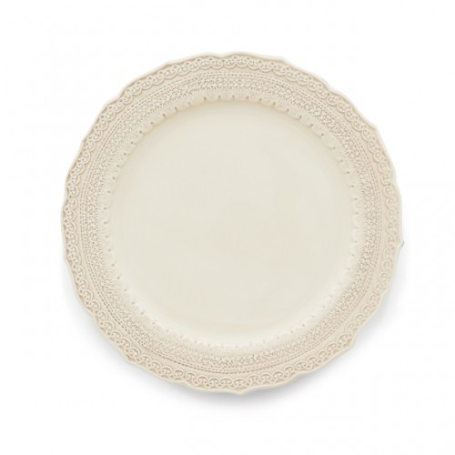 Finezza - Dinner Plate (Cream)
