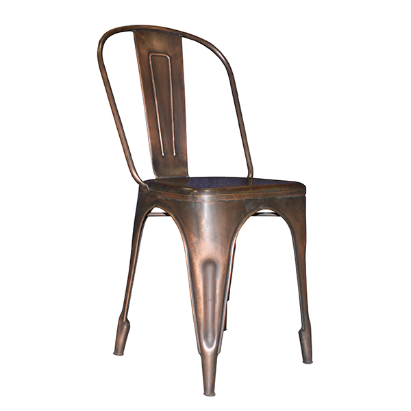 Copper (Burnished) Chairs